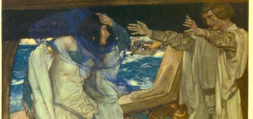 Tristan and Isolde: the love-death
