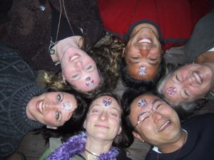 Esalen 2002 - maskgroupcircle