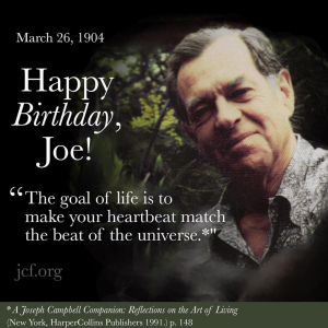 Happy birthday, Joe!