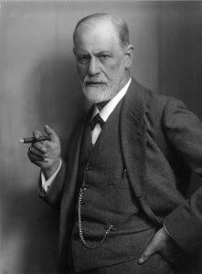 Sigmund Freud, c. 1921