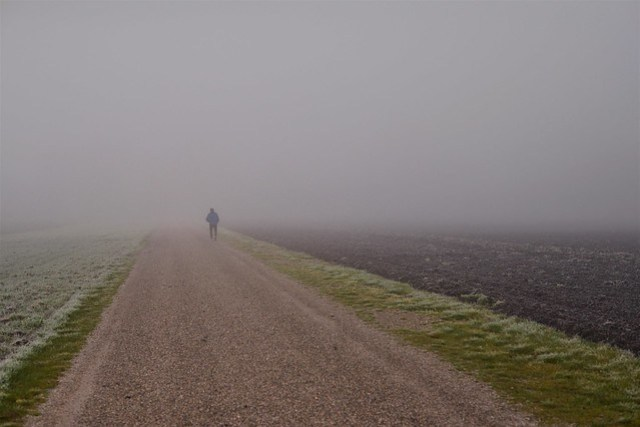 A Journey Into the Unknown by Bastian Schmidt. Used through a Creative Commons license.