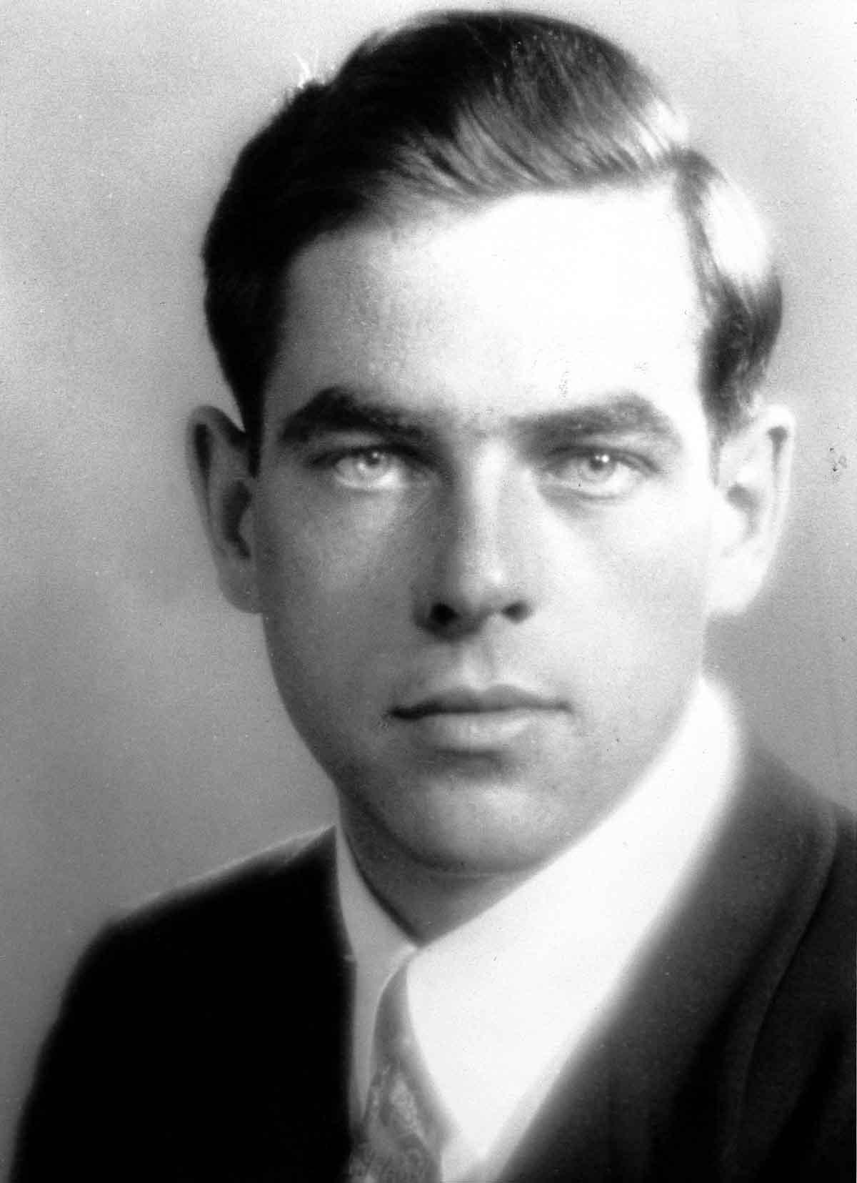 Joseph Campbell at the University of Paris, c. 1927