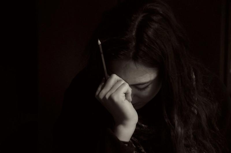 Writer's Block by Isabelle Gallino