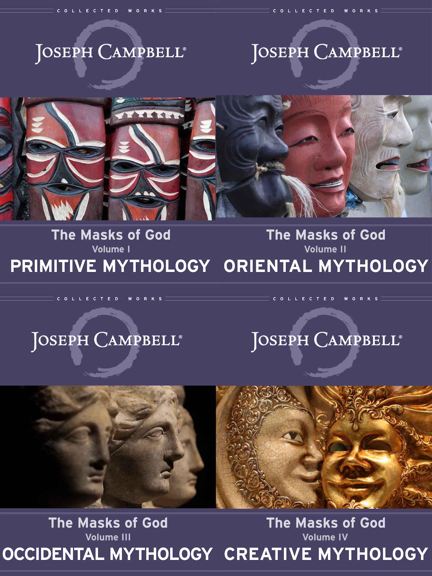 Masks of God series