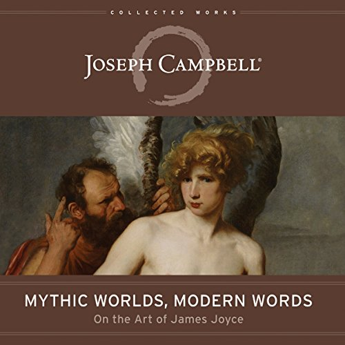 Mythic Wolds Modern Words audiobook cover