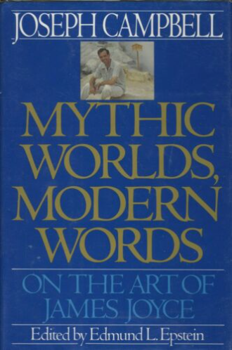 Mythic Worlds Modern Words 1st edition cover