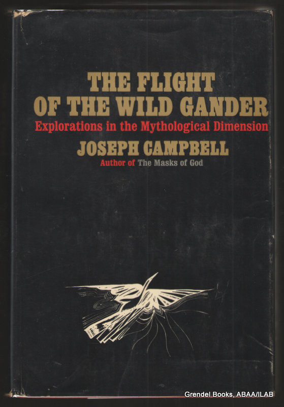 Flight of the Wild Gander first edition cover