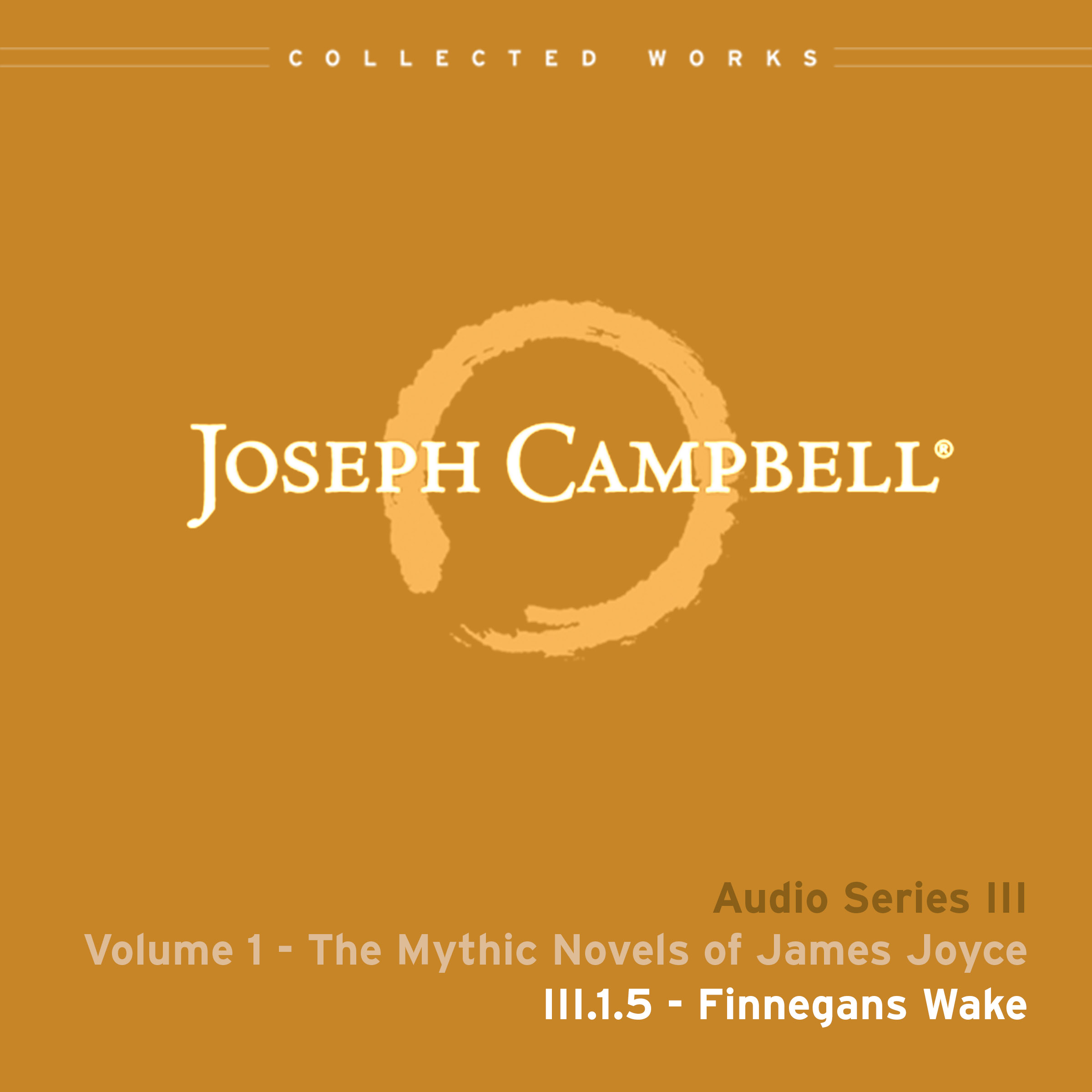 Finnegans Wake (Audio: Lecture III.1.5)